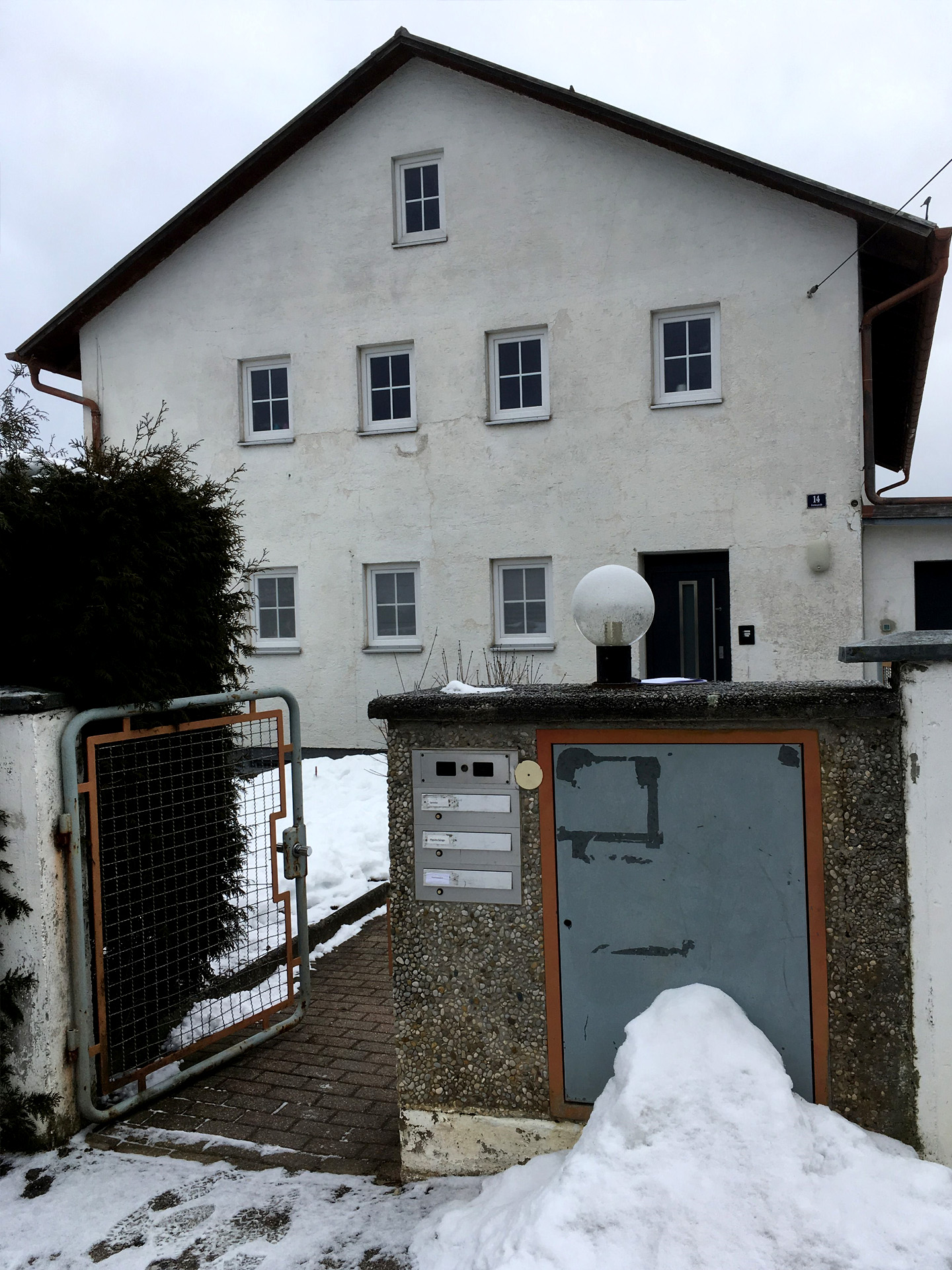 Before-Fassade